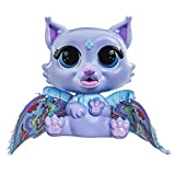 FurReal Flitter The Kitten Color-Change Interactive Feeding Toy, Lights and Sounds, Ages 4 and up