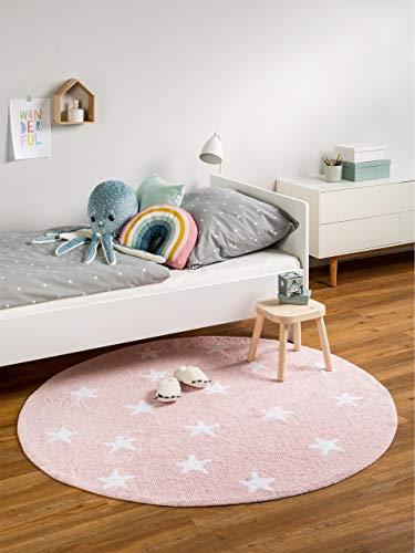 benuta Bambini Stars - Alfombra para habitación Infantil
