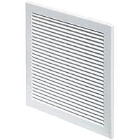 Awenta - Rejilla de ventilación (250 x 250 mm), color blanco