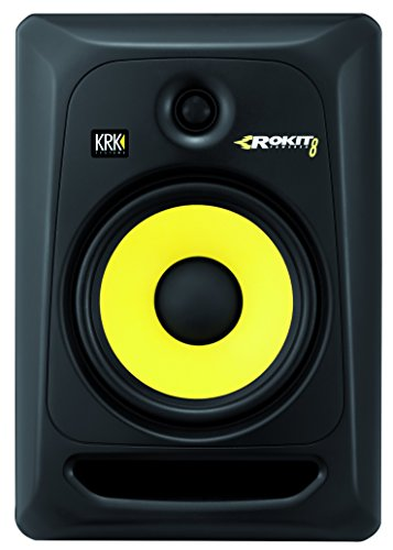 KRK RP8G3 - Monitor de estudio, color negro