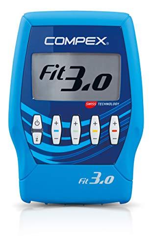 Compex FIT 3.0 Muskelstimulationsgerät, Blau