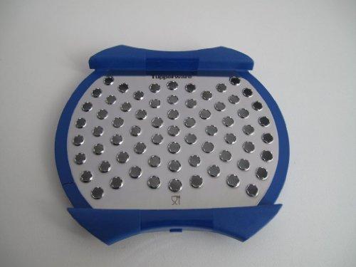 TUPPERWARE Küchenhelfer Reibe CombiPlus Raspeleinsatz blau für Multi-Reibe