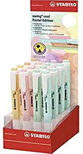 STABILO 122017.419 275/48-8 escaparate para tiendas minoristas - Escaparates (Multicolor, Caja de cartón, plástico, 290 mm, 160 262 mm)