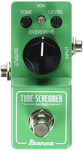 Ibanez TSMINI 2015 Tube Screamer Mini Overdrive Pedal Customer Return