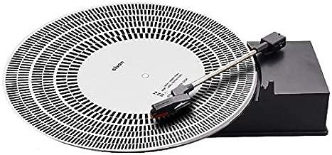 HAMISS Record Turntable Phono Tachometer Calibration Strobe Disc Stroboscope Mat 33 45 78 RPM