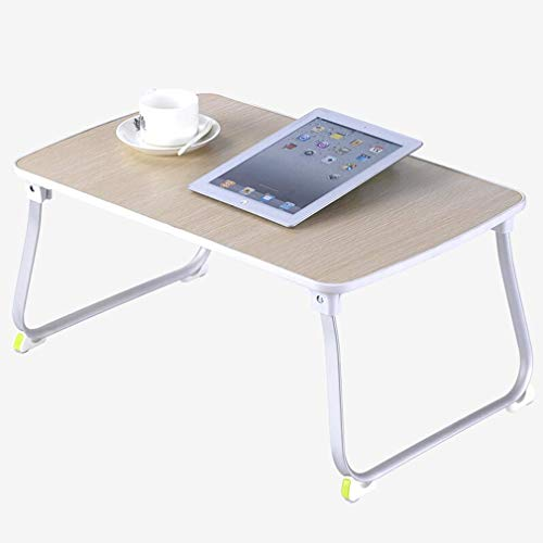 Tokyia Northern Europe Folding Bed Lazy Laptop Table Light And Large Desktop