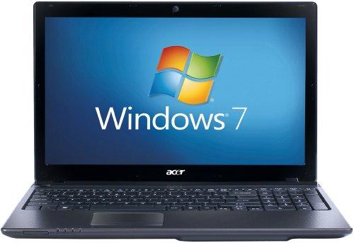 Acer Aspire 5750 15.6 inch Laptop - Black (Intel Core i5-2450M 2.5GHz, RAM 4GB, HDD 500GB, DVD-Super Multi DL, LAN, WLAN, Webcam, Windows 7 Home Premium 64-bit)