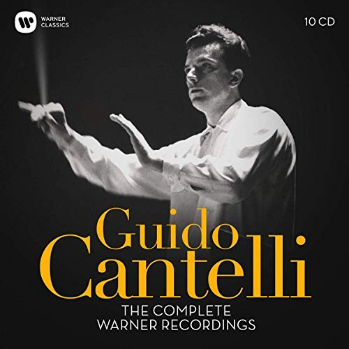 Guido Cantelli:the Complete Warner Recordings