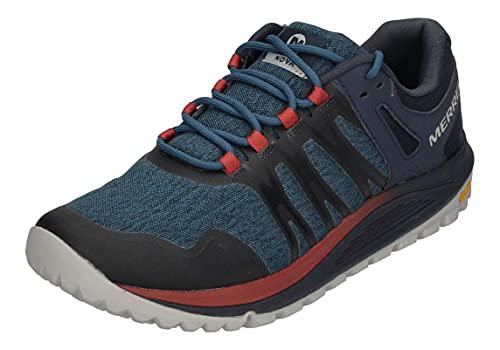 Merrell Nova, Zapatillas de Running para Asfalto Hombre, Azul (Sailor), 41 EU
