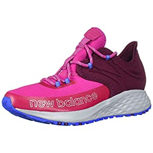 New Balance Unisex-Child Fresh Foam Trail Roav V1 Running Shoe