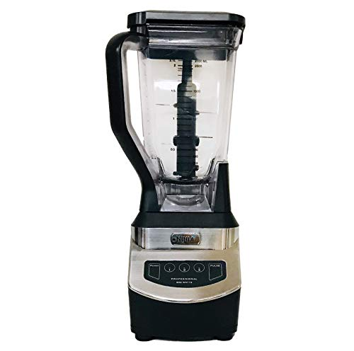 Ninja Professional Blender 1000-watts performance power for blending and processing - NJ600 (Renewed)