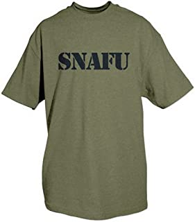 Fox Outdoor Products Themed One-Sided Imprinted Snafu T-Shirt