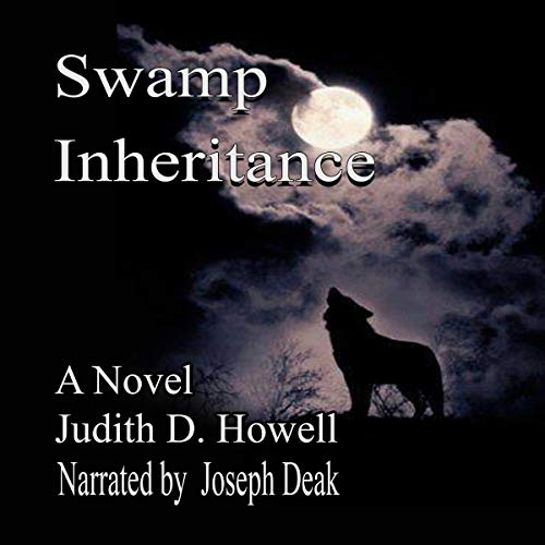 Swamp Inheritance audiobook cover art