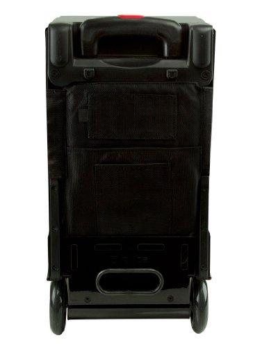 Züca Pro Travel - der Koffer zum Sitzen (schwarz) - 4