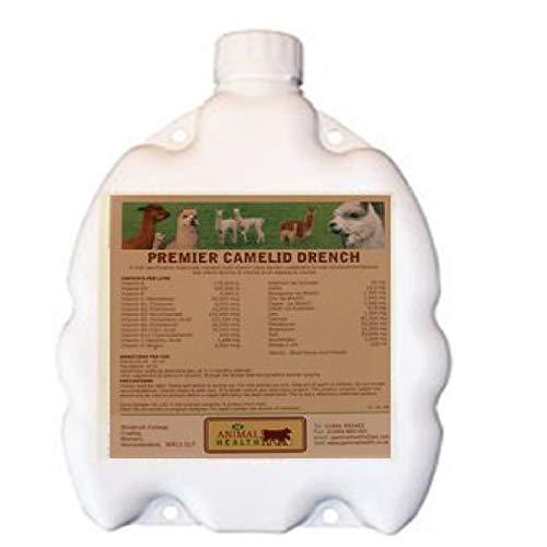 Homestead Farm Supplies Premier Alpaca Llama Drench 2.5 Litre - Multi Vitamin Drench for Alpaca Llama