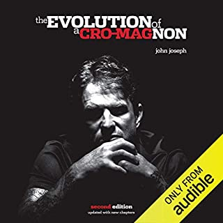 Page de couverture de The Evolution of a Cro-Magnon