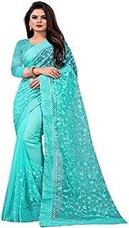 KD Fabulous Women's Pure Cotton Saree With Blouse Piece (KD-A-5-6)