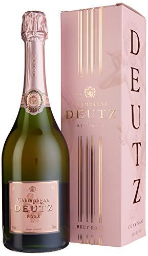 Champagne Deutz Rosé mit Geschenkverpackung (1 x 0.75 l)