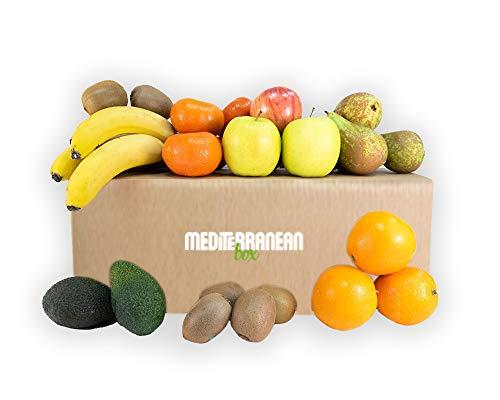 Caja de fruta fresca de temporada 6kg