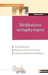Méditations métaphysiques d'André Vergez