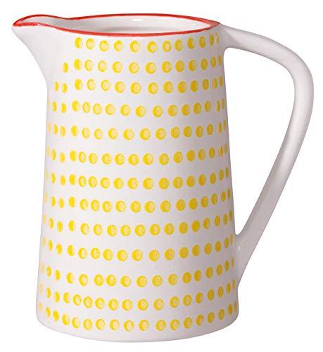 Bloomingville Milchkännchen Susie, gelb