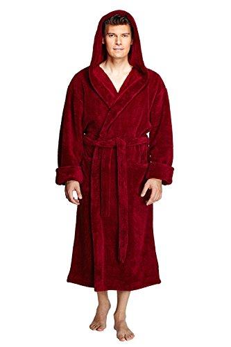 Albornoz de hombre Arus con capucha