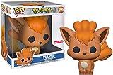 Funko POP! Games: Pokemon Vulpix - Figura de 10 pulgadas...