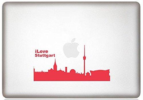 Appelsticker - Apple MacBook-sticker