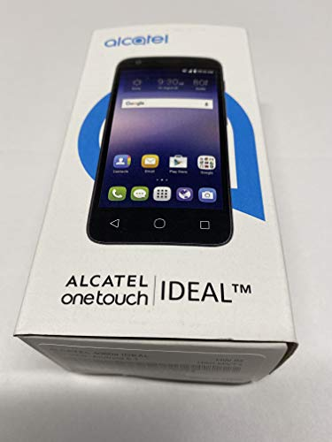 Alcatel OneTouch Ideal 4G LTE AT&T GSM Unlocked ...