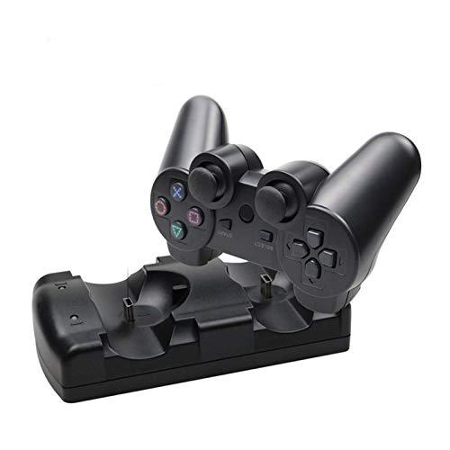 para Sony PS3 para el Cargador de Controlador de Movimiento Cable USB Dock de Carga Alimentado para Playstation 3 Mover Joystick Gamepad Controle