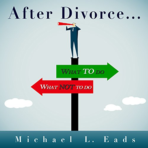 After Divorce audiobook cover art