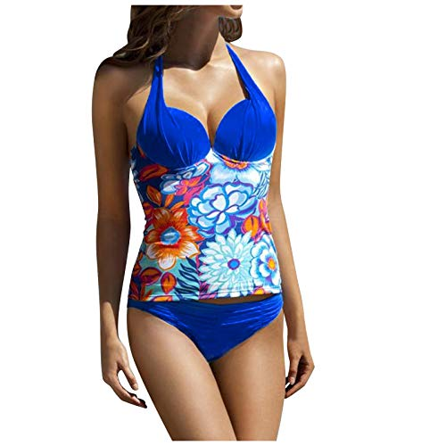 Mujeres Bandeau Vendaje Bikini Set Empuje Ropa de baño brasileña Ropa de Playa Traje de baño