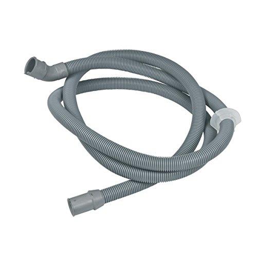 Electrolux AEG 140005633056 ORIGINAL Ablaufschlauch Schlauch Winkel gerade Spülmaschine Geschirrspüler auch Ikea Küppersbusch