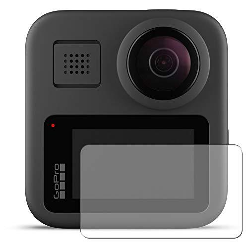 Vaxson 3 Stück Schutzfolie, kompatibel mit GoPro MAX, Bildschirmschutzfolie TPU Folie [ nicht Panzerglas ]