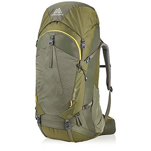 Gregory Herren Stout Backpack Rucksack, Grün (Fenchel Green), 60 L
