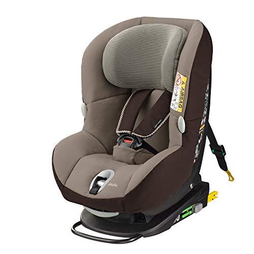 Bébé Confort MiloFix Silla de auto de 0 a 4 años, 0-18 kg, color marrón (Earth Brown)