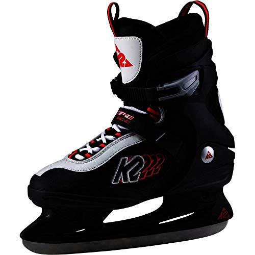 K2 Herren Eishockeyschuhe-Complet Escape Speed Ice M, Design, 10, 5 Schlittschuhe, weiß, 10.5