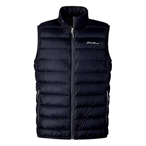 Eddie Bauer Men's CirrusLite Down Vest, Atlantic Regular L