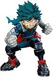 Banpresto - Figurine My Hero Academia - Izuku Midoriya Super Master Stars Piece, multicolore, 18cm - 4983164169690