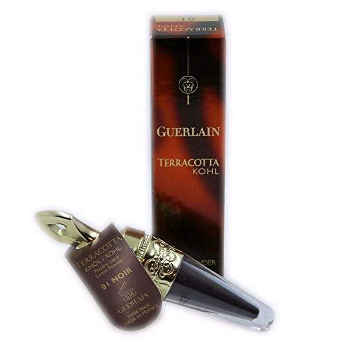 Guerlain Terracotta Khol 01 Noir, Eyeliner, 1er Pack (1 x 0.001 kg)