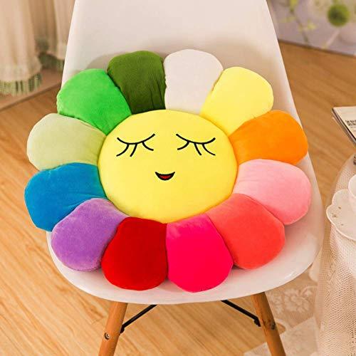 ZZTX Cute Seat Cushion,cartoon Soft Fashion Chair Pads For Office Home Indoor Pillow Car Seat Chair Cushion-g 20 * 20in