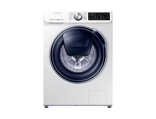 Samsung WW80M642OPW/ETLavatrice QuickDrive 8 kg, 1400 rpm, Bianco [Classe di Efficienza Energetica A+++]