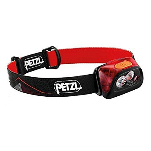 PETZL - ACTIK CORE Headlamp, 350 Lumens,...