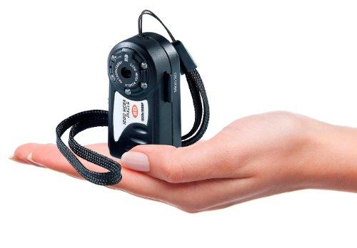 Somikon Action Cam Nachtsicht: Full-HD-Mini-Kamera AC-1080.ir mit IR-Nachtsicht (HD Camera)