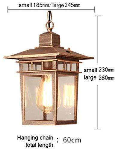 Plafondlamp, plafondlamp, plafondlamp, buitenverlichting, lamp, tuin, hanger, lamp, tuin, hallwagen, balkon, hanglamp, lantaarn, waterdicht