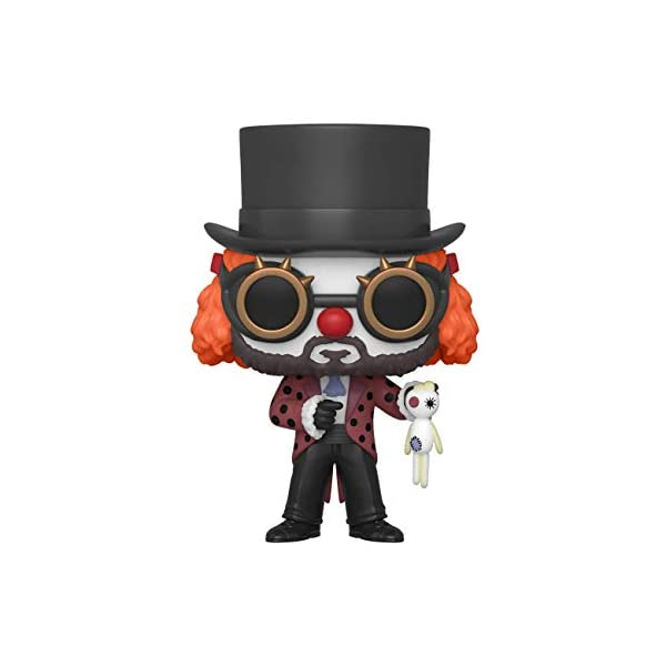 Funko Pop! TV: La Casa De Papel - El Professor,Multicolor,3.75 inches 3