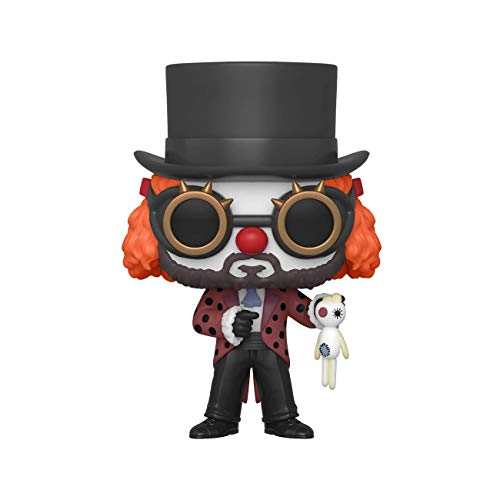 Funko- Pop TV: La Casa de Papel-Professor O Clown Collectible Figure, Multicolor (44196)