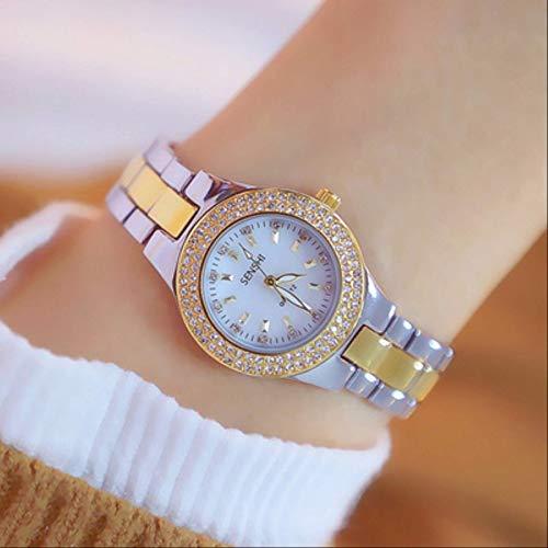 Nombre Reloj Totalmente Automático Mecánico Impermeable Reloj Señora Marca Reloj De Las Mujeres Reloj Tendencia De La Moda Entre El Oro