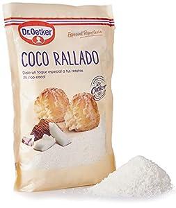 Dr. Oetker Coco Rallado Bolsa, 125g