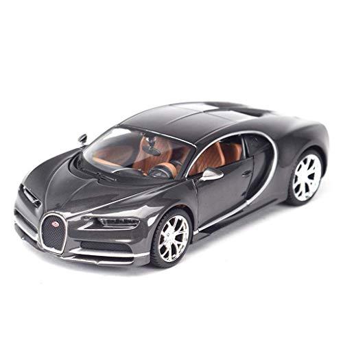 toy Ragazzo, ragazza, bambino, auto giocattoli educativi modellati, modello di auto 1:24 Bugatti Kailong Simulazione lega modello di auto ornamenti per bambini ragazzo auto giocattolo 19X9X5.2 cm mod